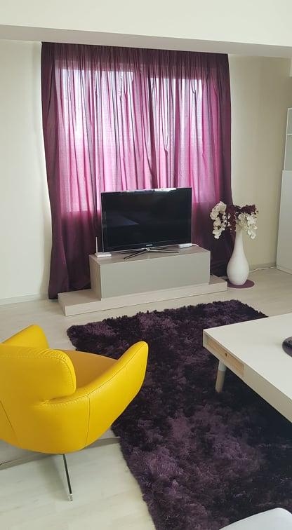 Iancu Nicolae, Apartament lux cu 2 camere