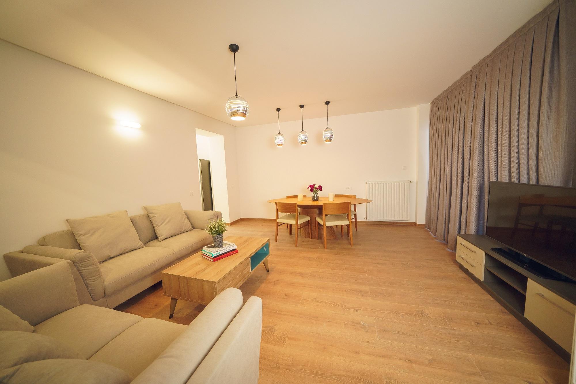 Barbu Vacarescu, Apartament Nou cu 3 camere