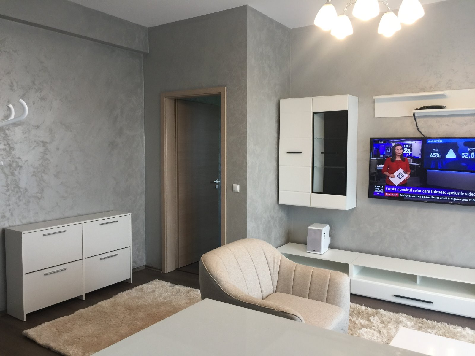 Pipera, Apartament elegant cu 2 camere