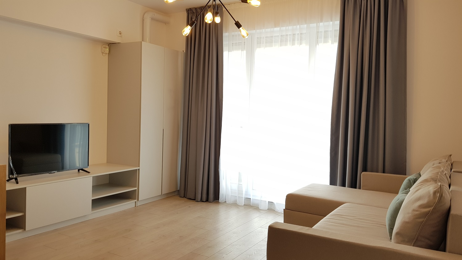 Pipera, New Point, Apartament NOU cu 2 camere