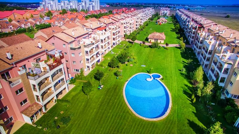 Pipera, Ibitza Sol, Apartament 3 camere cu terasa 45mp