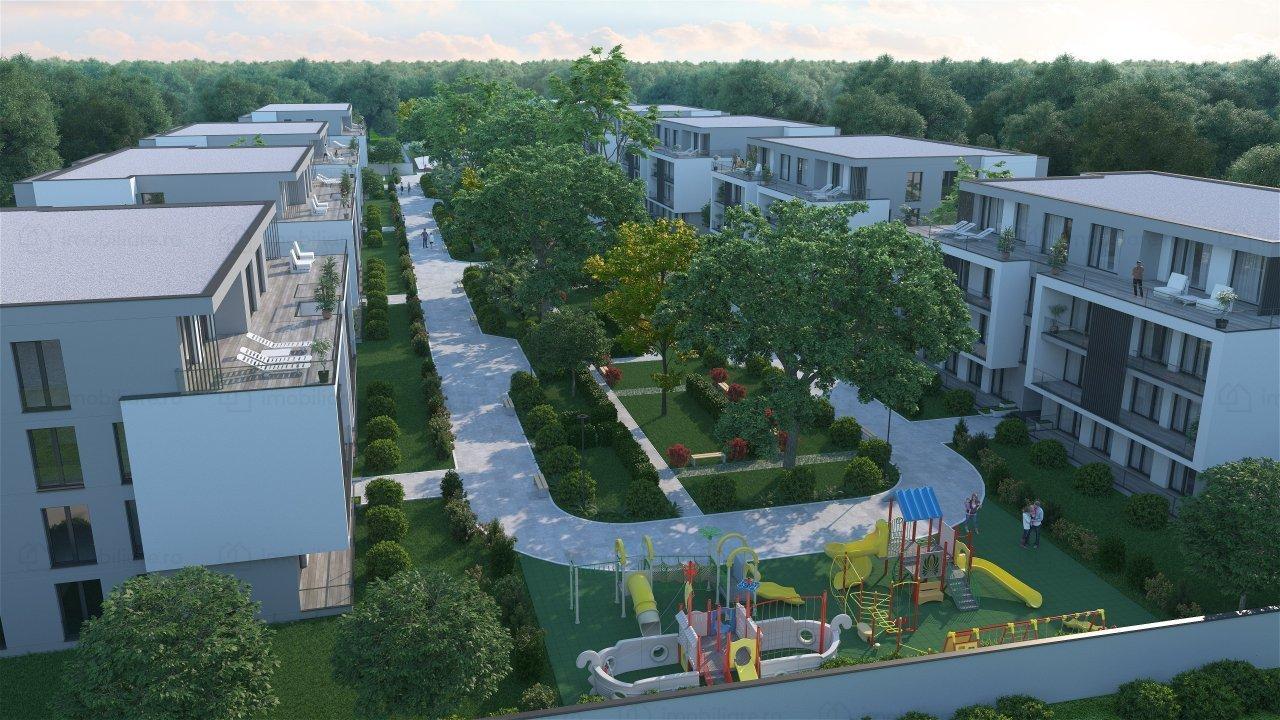 Iancu Nicolae, Apartament elegant cu 3 camere 2020