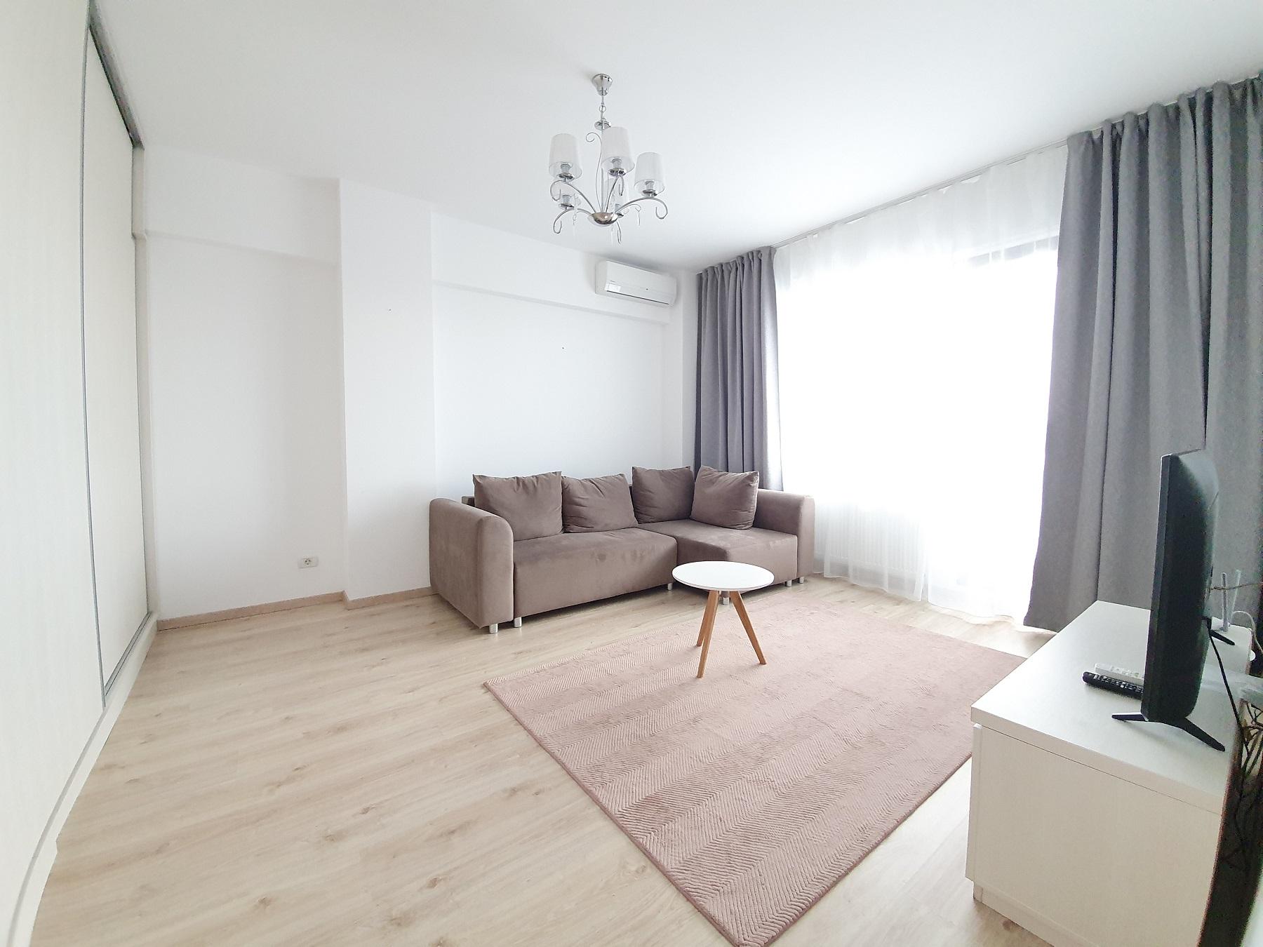 Iancu Nicolae,Privighetorilor, Apartament cu 2 camere