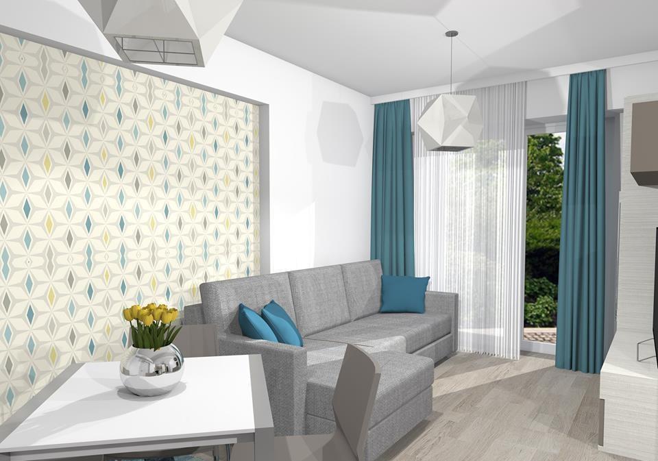 Pipera, Apartament 2 camere, parcare inclusa